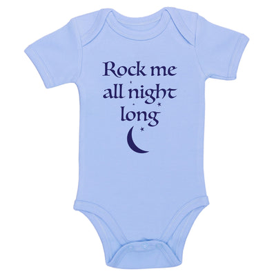 Rock Me All Night Long Baby / Toddler Bodysuit