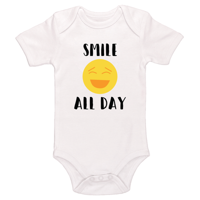 Smile All Day Baby / Toddler Bodysuit
