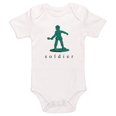 Soldier Baby / Toddler Bodysuit