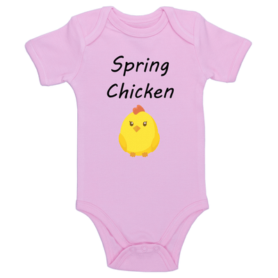 Spring Chicken Baby / Toddler Bodysuit