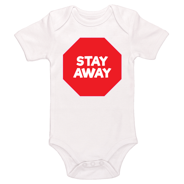 Stay Away Baby / Toddler Bodysuit