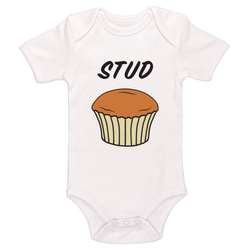 Stud Muffin Baby / Toddler Bodysuit