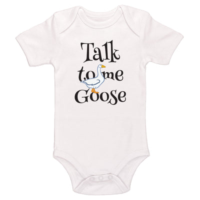 Talk To Me Goose Baby / Toddler Bodysuit