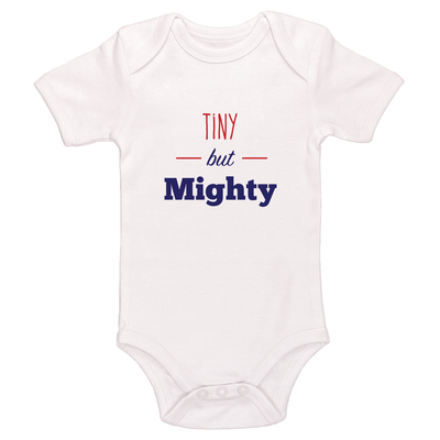 Tiny But Mighty Baby / Toddler Bodysuit
