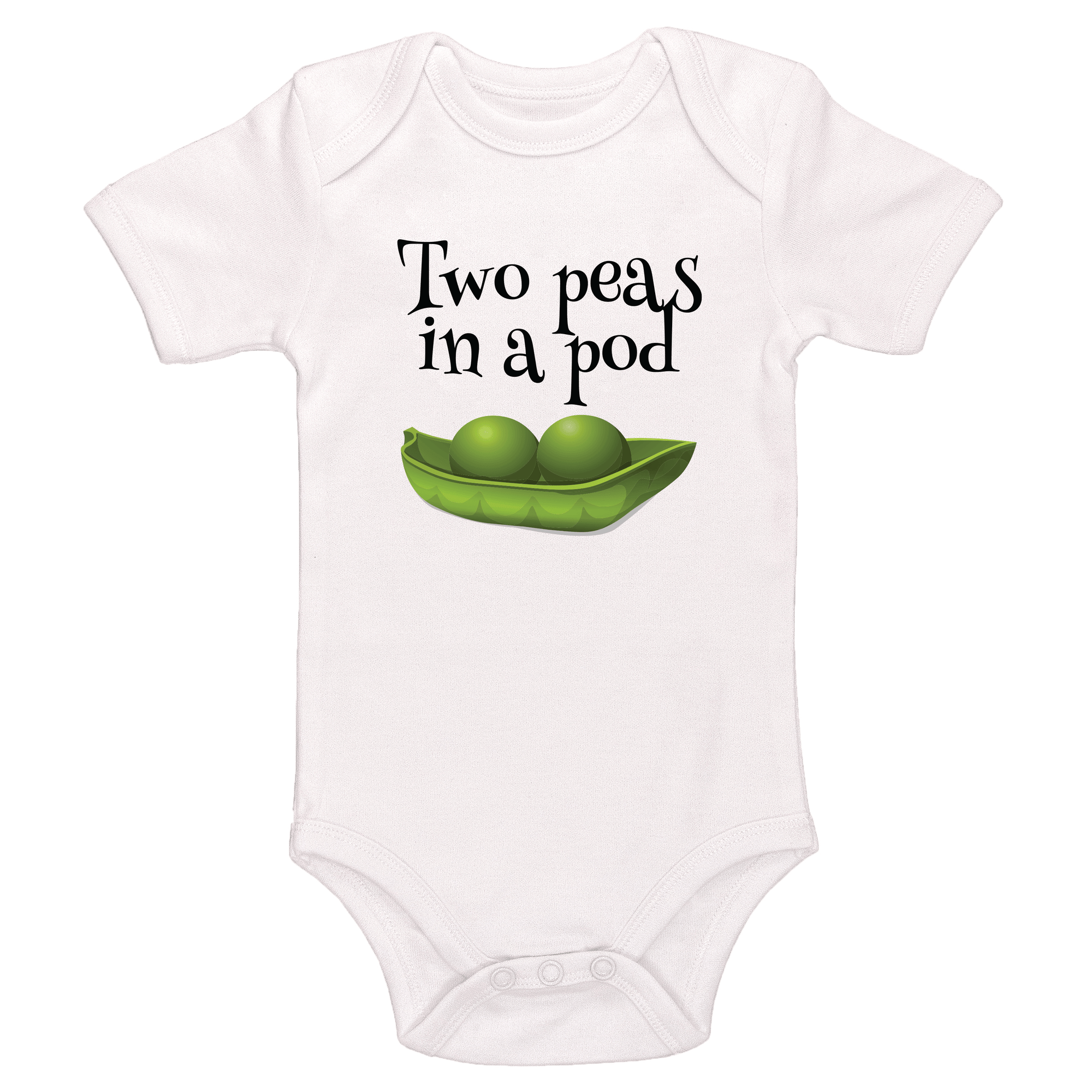 Two Peas In A Pod Baby / Toddler Bodysuit