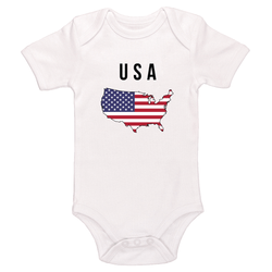 USA Baby / Toddler Bodysuit
