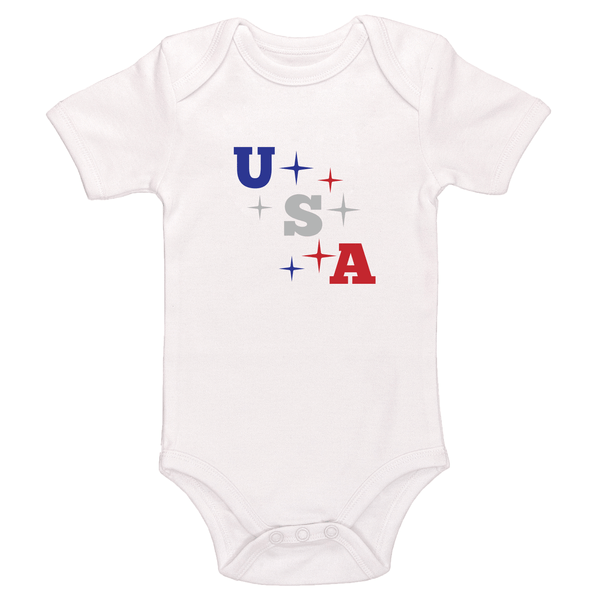 USA Shimmer Baby / Toddler Bodysuit