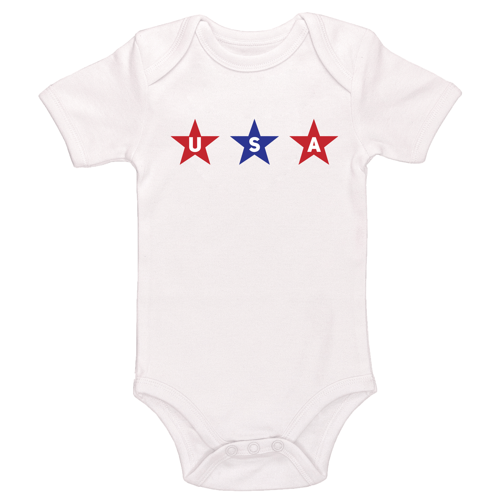 USA Stars Baby / Toddler Bodysuit