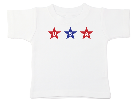 USA Stars Bodysuit