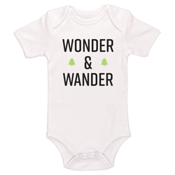 Wonder & Wander Baby / Toddler Bodysuit