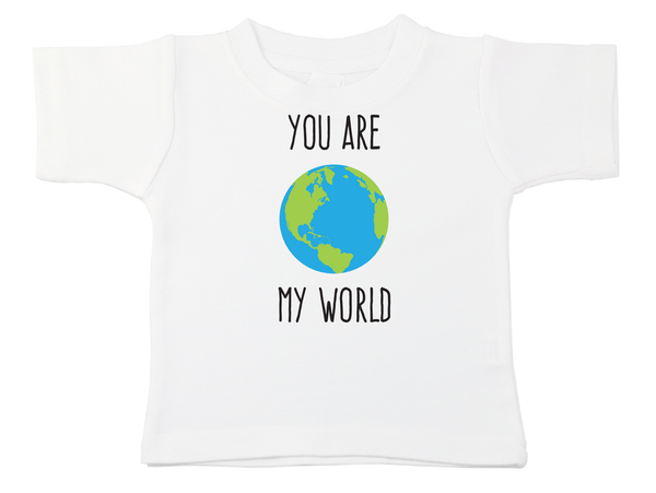 You Are My World Tee