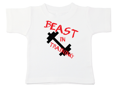 Beast In Training Tee