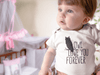 Owl Love You Forever Baby / Toddler Bodysuit