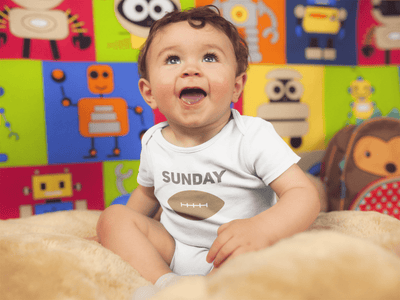 Sunday Football Baby / Toddler Bodysuit