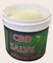 SALVE from Premium Organic Hemp Concentrate