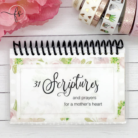 31 Scripture Books - Mom