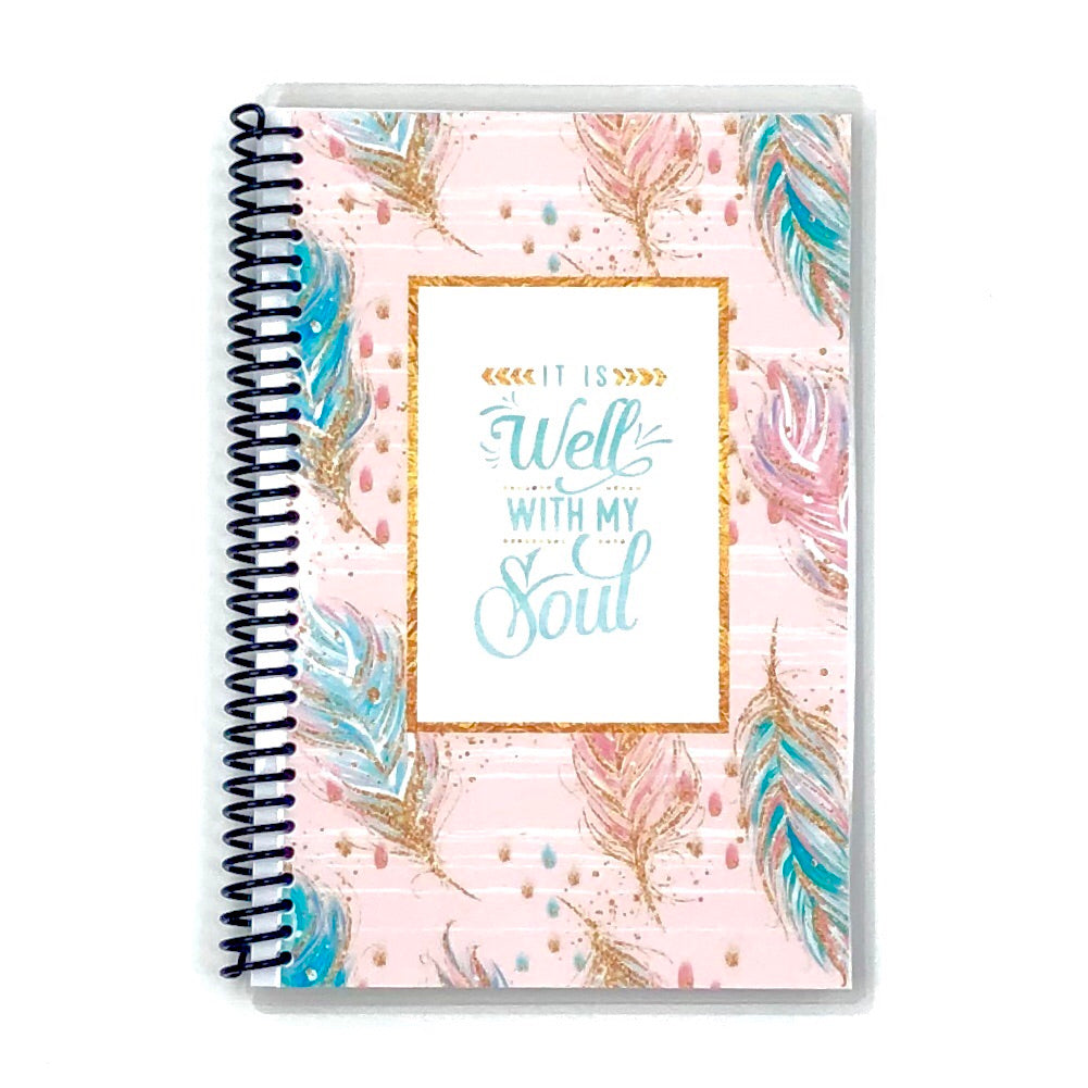 It is well, ladies custom faith journal