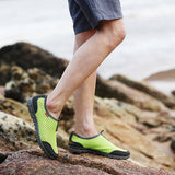 Mens Breathable Beach Sneakers