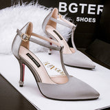 Charming Stiletto Perfect High Heels