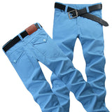 Mens Cool Chino Style Pants