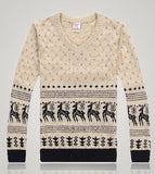 Mens Christmas Reindeer Sweater