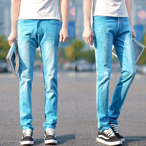 Mens Cool Bright Jeans