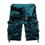 Mens Cool Camo Shorts