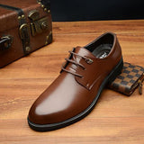 Mens Classic Casual Dress Shoes