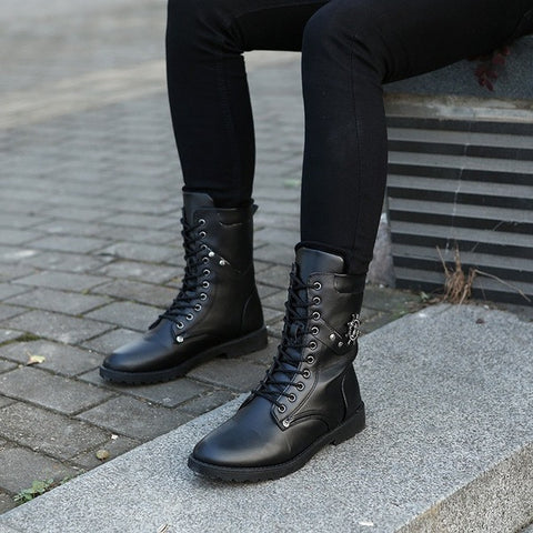 Mens Cool Tall Style Boots