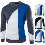 Mens Casual Pullover Sweater