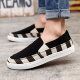 Mens Casual Cool Slip-On Sneakers