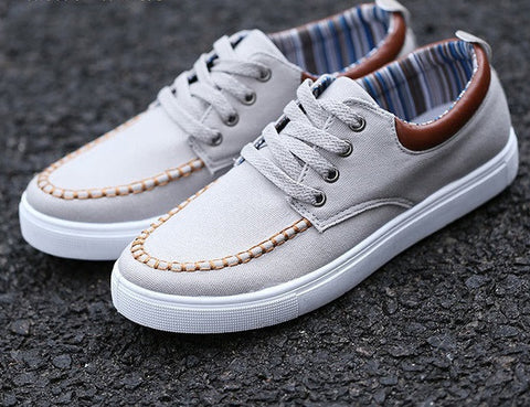 Mens Cool Comfort Casual Sneakers