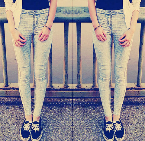 Cool Casual Trendy Skinny Jeans