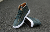 Mens Cool Casual Canvas Sneakers