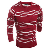 Mens Casual Winter Sweater