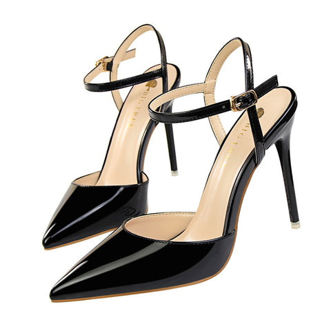 Womens Pointed Toe High Heels
