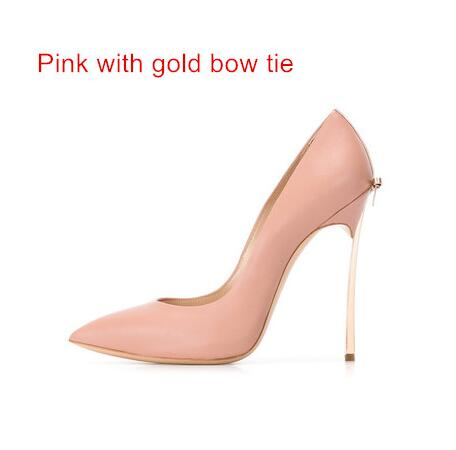 Womens Pumps Pointed Toe shoes Bowtie Thin High Heels Wedding Shoes Pumps Party Shoes