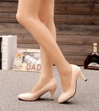 Womens Modern Casual Dress Heels
