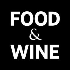 Food and Wine logo