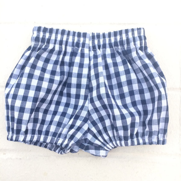 Wild Winter Gingham Bloomers