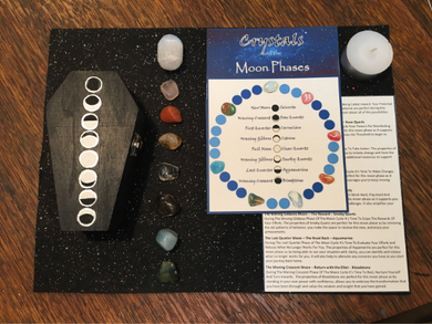 Lunar Moon Phases Crystal Kit
