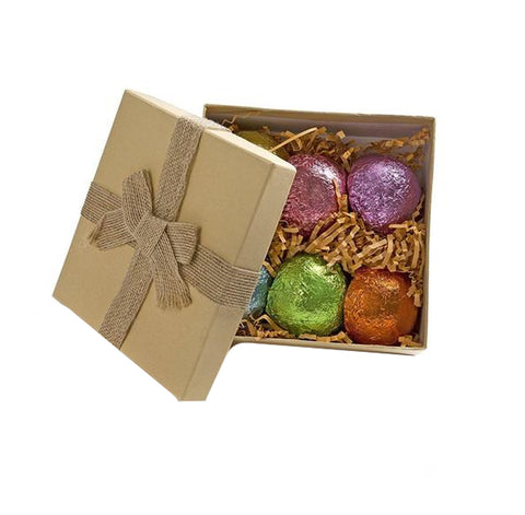 6 Piece - Gift Set of Aromatheraphy Shower Bomb Fizzies