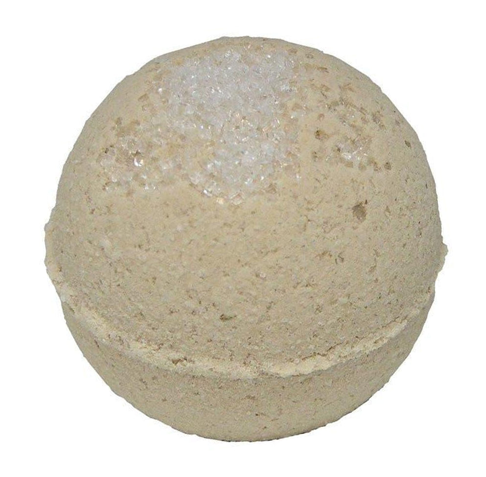 Bath Bomb 5.5 oz Danish Butter Cookie w/ Kaolin Clay & Coconut Oil