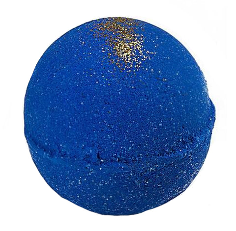 Bath Bomb 5.5 oz Cleopatra Deep Blue Bath Bomb