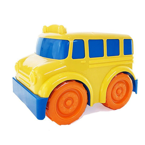 Big School Bus for Toddlers