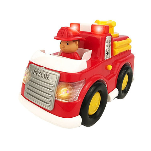 Boley Light and Sound Fire Truck