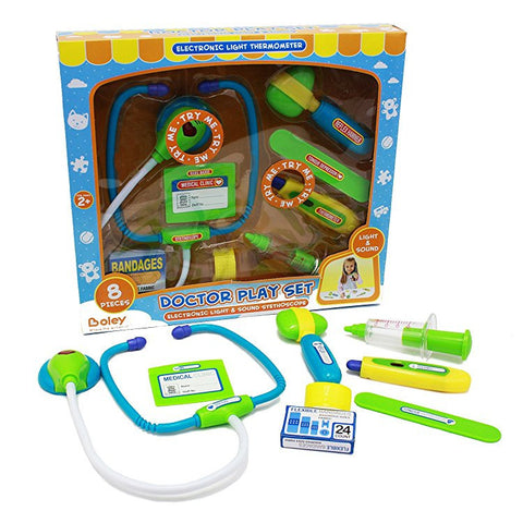 Pretend Play Doctor Kit