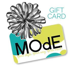 MOdE Gift Card