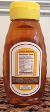 One Pound (16 oz.) Raw, Unfiltered Honey from North Carolina