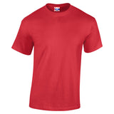 300R | Adult Classic Comfort Crew Neck T-Shirt - Red